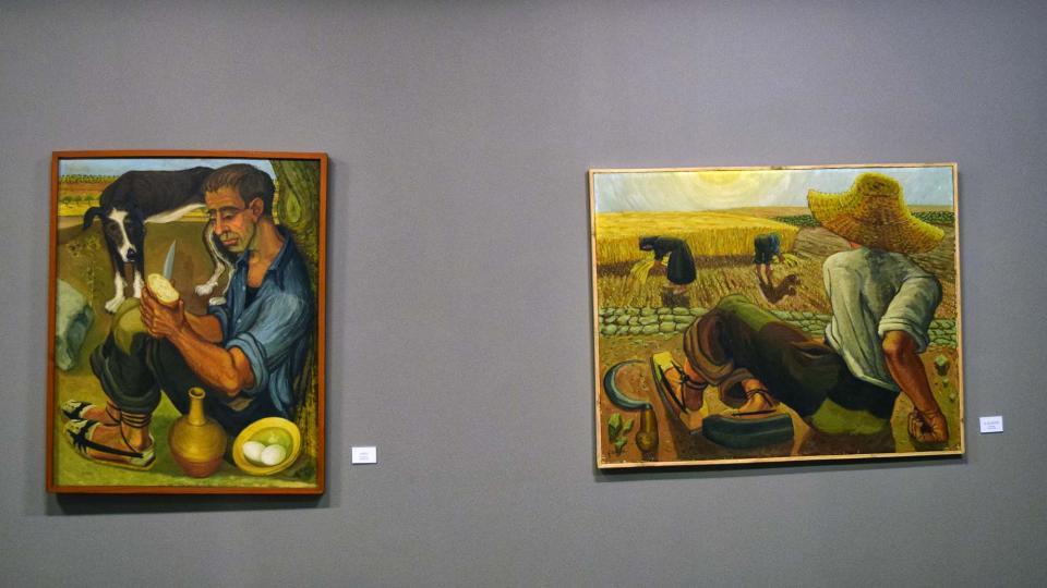 05.08.2018 Exposició  Tàrrega -  Miró i Rosinach
