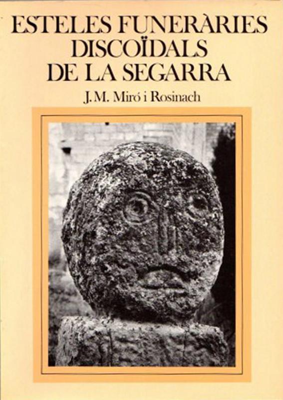 Esteles funeràries discoïdals de la Segarra -