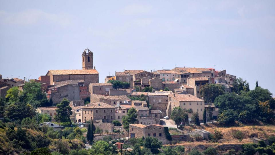 Iglesia de Sant Jaume - Autor Ramon Sunyer (2018)