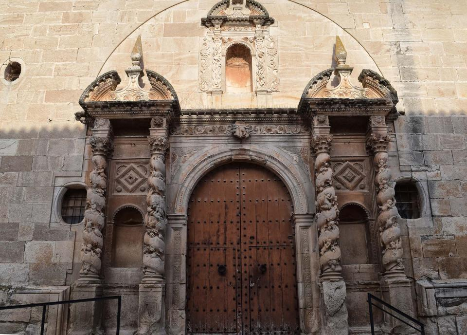 Church of Sant Martí - Author Ramon Sunyer (2018)
