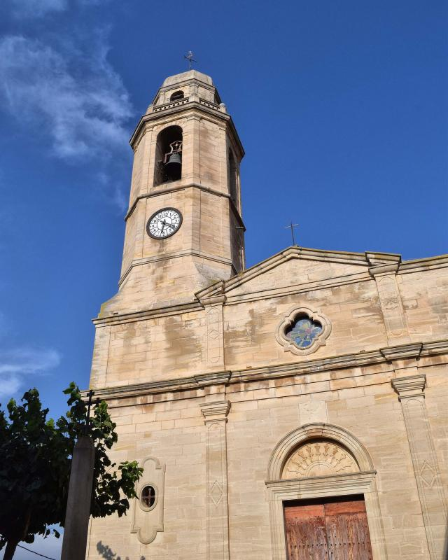 Church of Transfiguració - Author Ramon Sunyer (2018)