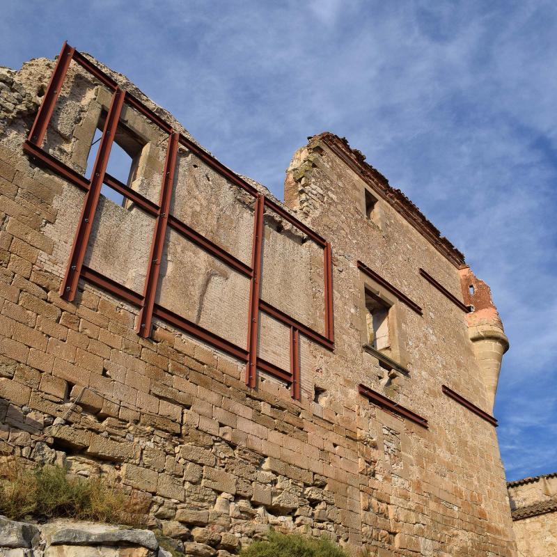 Château de Maldà - Auteur Ramon Sunyer (2018)
