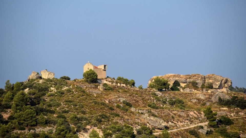 Ermitage de Sant Joan de Maldanell - Auteur Ramon Sunyer (2018)
