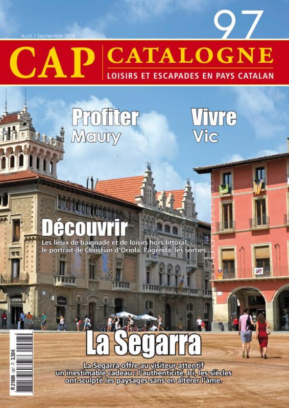 La Segarra , a la revista Cap Catalogne