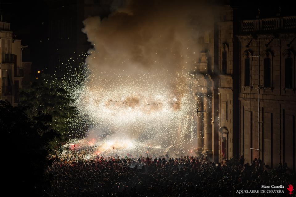 26.08.2017 40è Aquelarre  Cervera -  Marc Castells