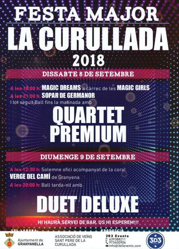 Festa Major de La Curullada 2018