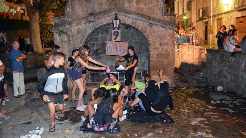 31.08.2018 Gimcana  Torà -  Ramon Sunyer