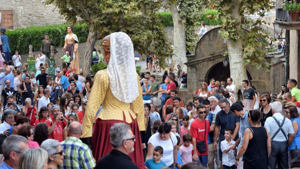01.09.2018 Trobada de gegants  Torà -  Ramon Sunyer