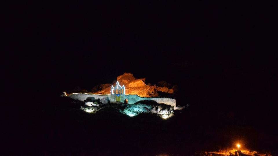 08.09.2018 Castell de focs  Sanaüja -  Ramon Sunyer