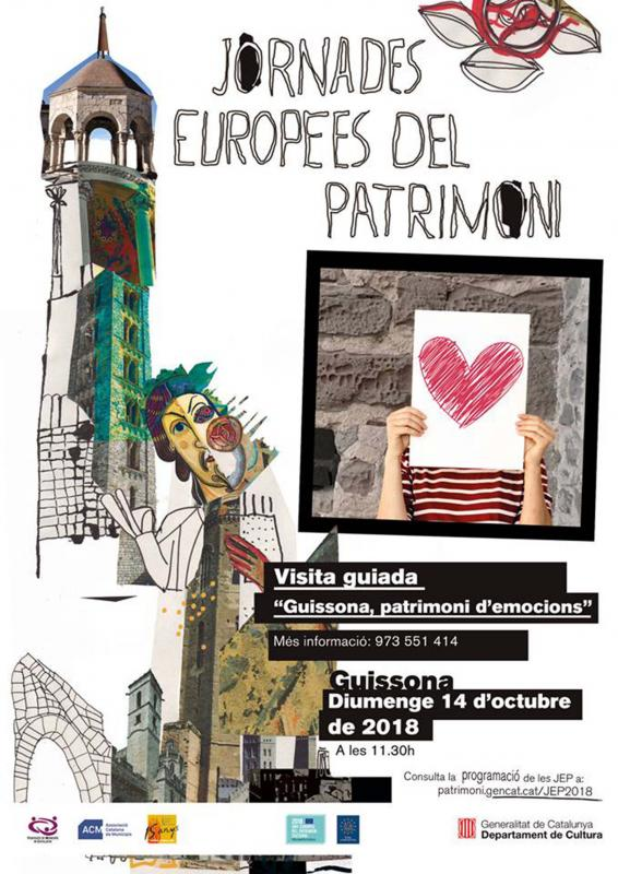 Jornades Europees del Patrimoni 2018 Guissona -