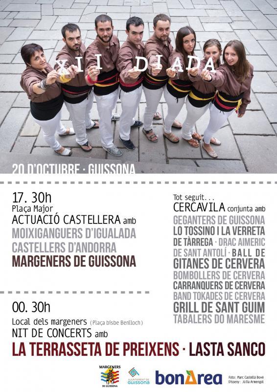 XII Diada dels Margeners de Guissona