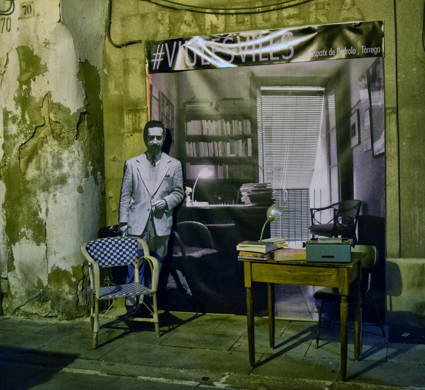 20.10.2018 3a Vila del Llibre  Cervera -  Ramon Sunyer