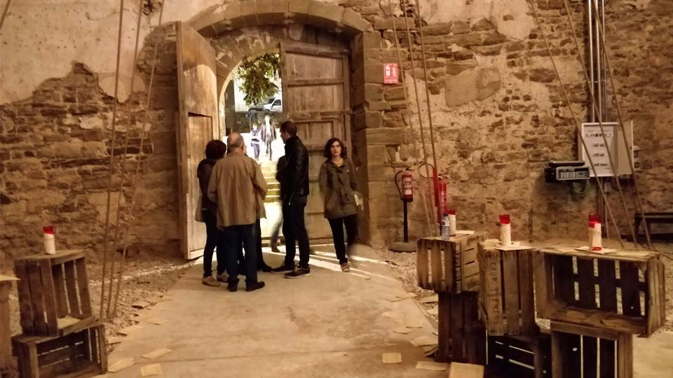 21.10.2017 2a Vila del Llibre  Cervera -  Ramon Sunyer