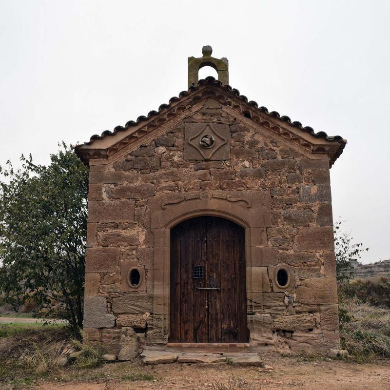 Chapel of Santa Magdalena de Sió - Author Ramon Sunyer (2018)