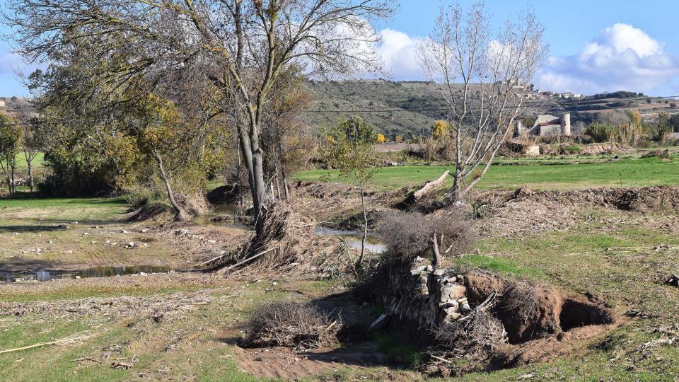 16.11.2018 El riu Ondara  Fonolleres -  Ramon Sunyer