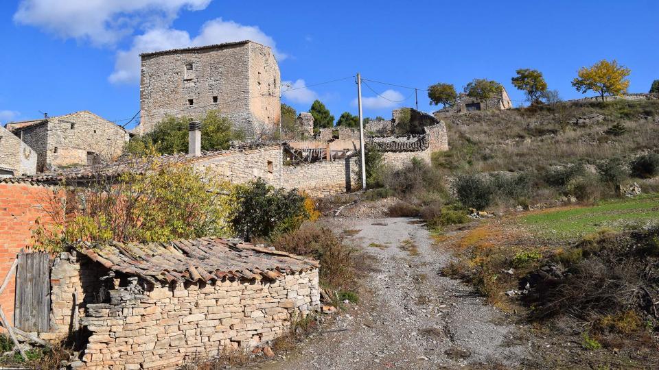 16.11.2018 castell  La Móra -  Ramon Sunyer