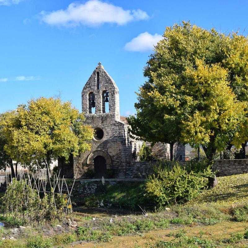 16.11.2018 Església Sant Jaume La Móra   La Móra -  Ramon Sunyer