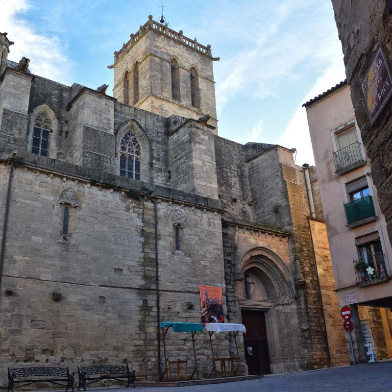 03.11.2018   Santa Coloma de Queralt -  Ramon Sunyer