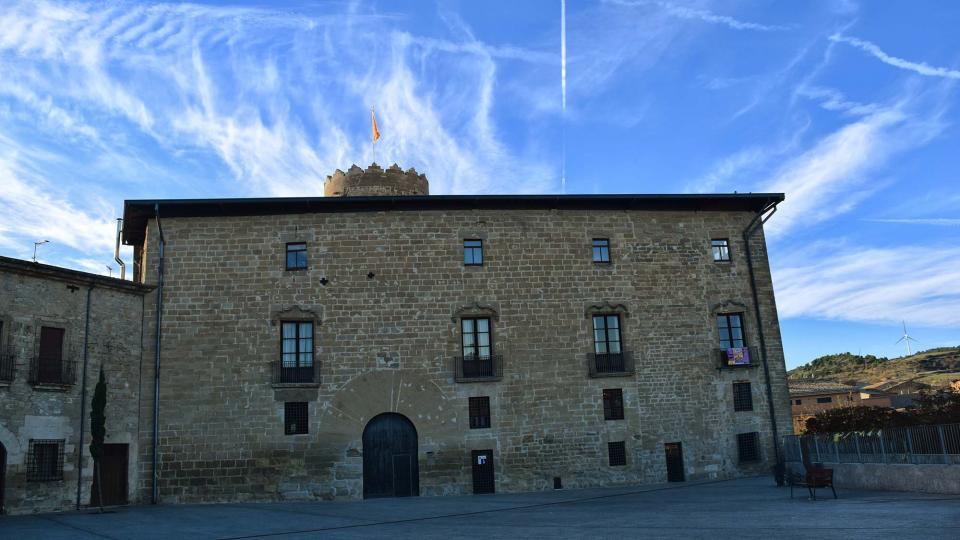 03.11.2018 Castell del Comtes  Santa Coloma de Queralt -  Ramon Sunyer