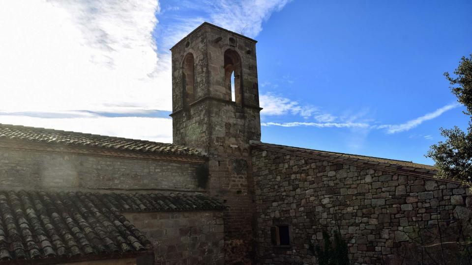 Église de Sant Miquel de Castellar - Auteur Ramon Sunyer (2018)