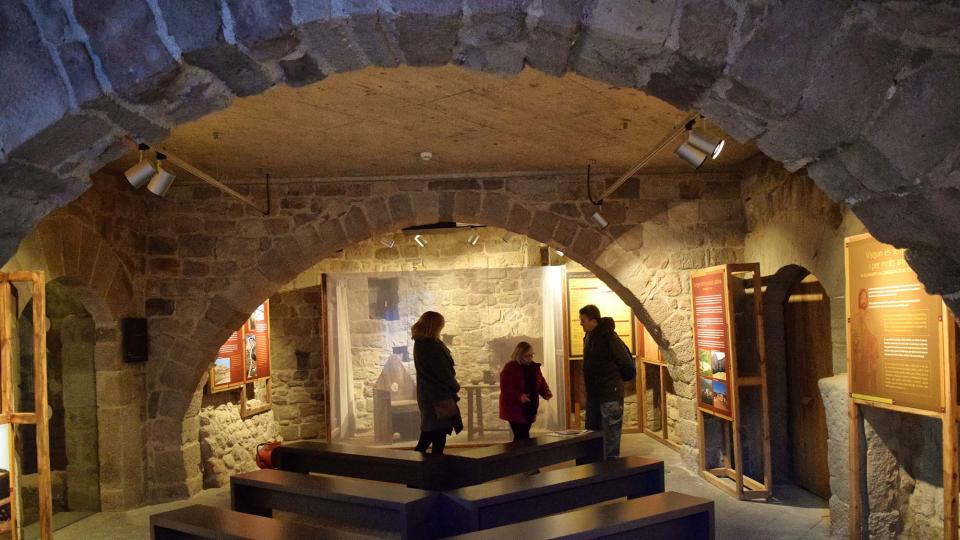 Château de Castellar - Auteur Ramon Sunyer (2018)