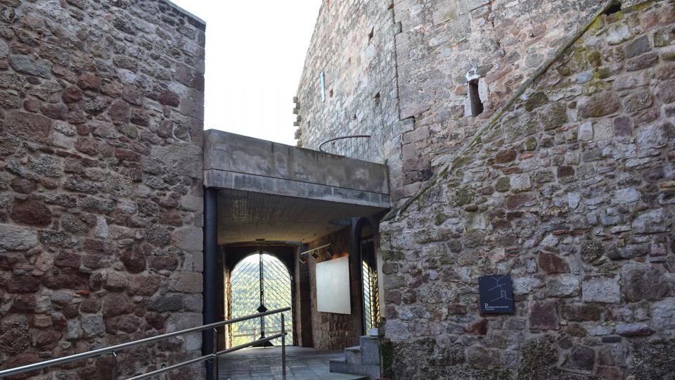 Castell de Castellar - Autor Ramon Sunyer (2018)