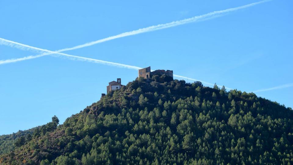 Castillo de Castellar - Autor Ramon Sunyer (2018)