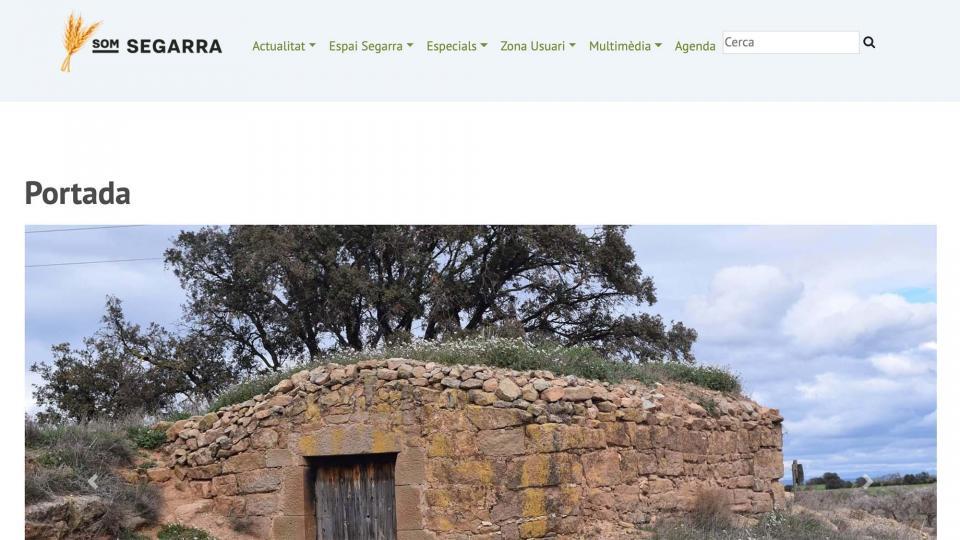 Som Segarra estrena una nova versió de la web