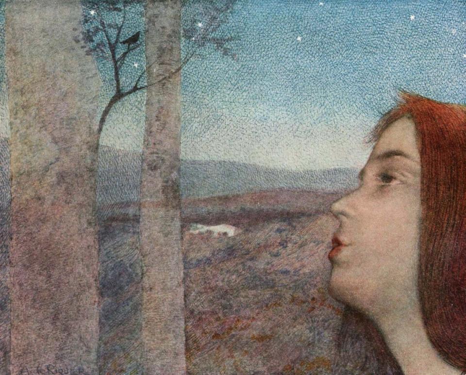Appel à l'oiseau (1908 - Calaf