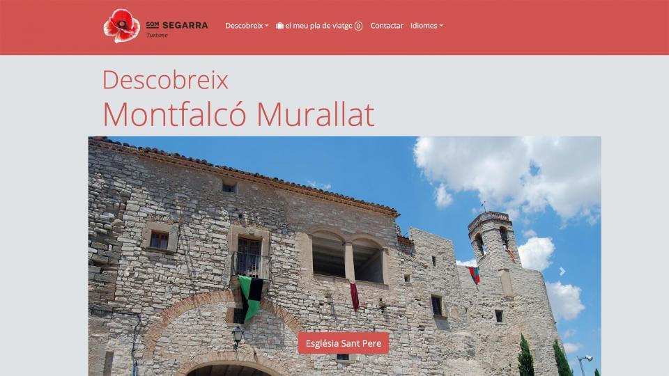 Nou portal Som Segarra Turisme