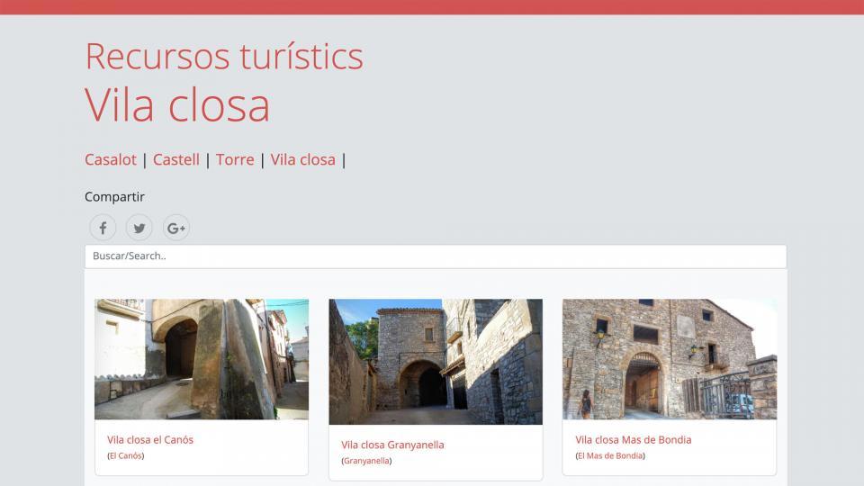 Recursos d'una categoria Som Segarra Turisme -