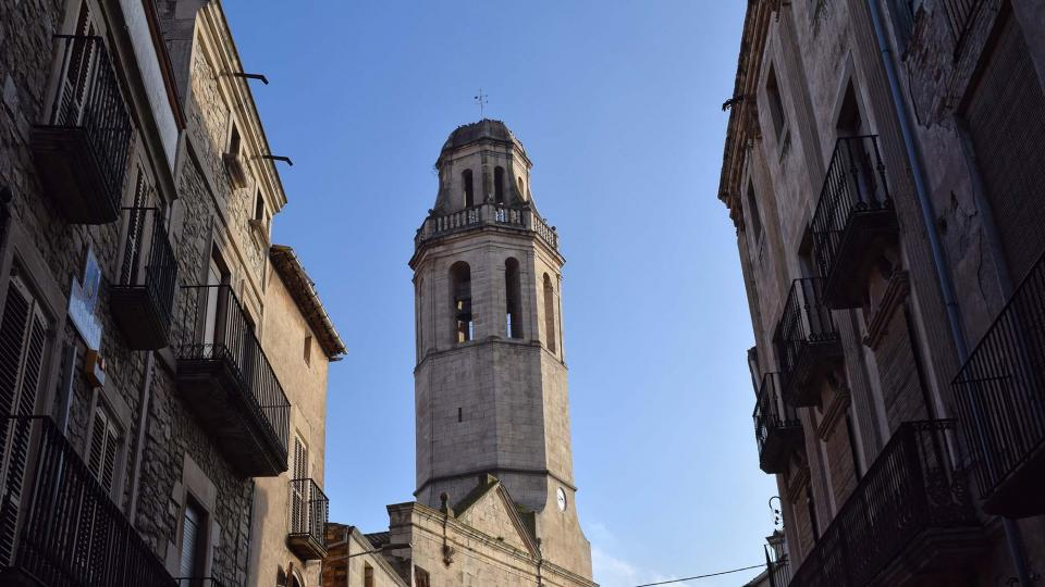 Church of Sant Martí - Author Ramon Sunyer (2019)