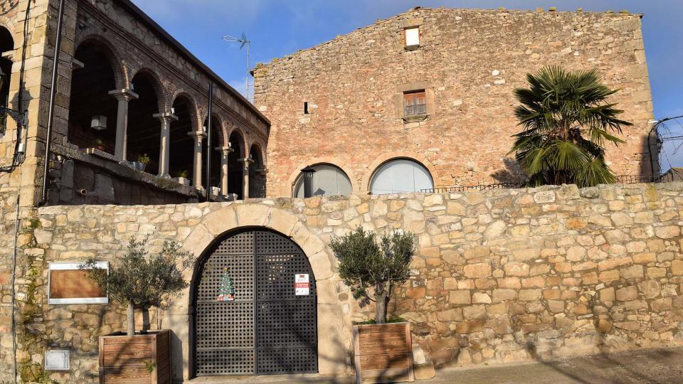 Edifici  Cal Jaume - Autor Ramon Sunyer (2019)