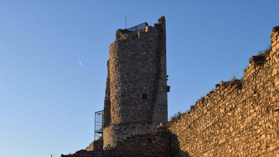03.01.2019 Castell  Guimerà -  Ramon Sunyer