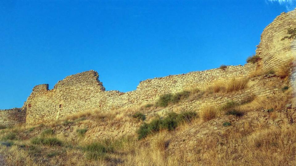19.08.2014 Castell de Cervera  Cervera -  Ramon Sunyer