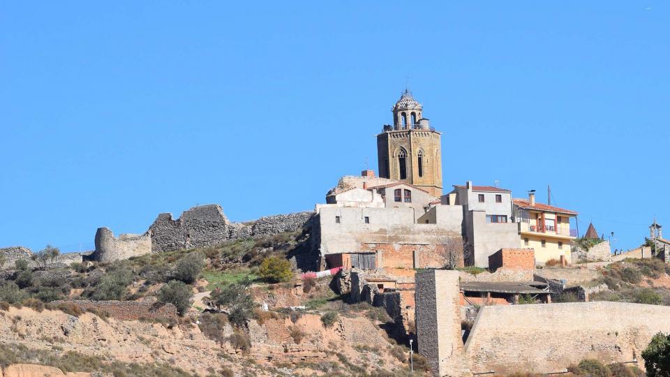 Castell de Cervera - Autor Ramon Sunyer (2017)