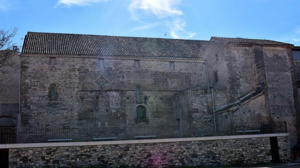 21.10.2017 Església de Sant Domènec  Cervera -  Ramon Sunyer