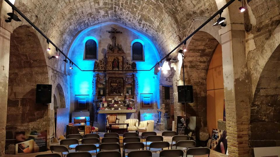21.10.2017 Sant Joan Degollat  Cervera -  Ramon Sunyer