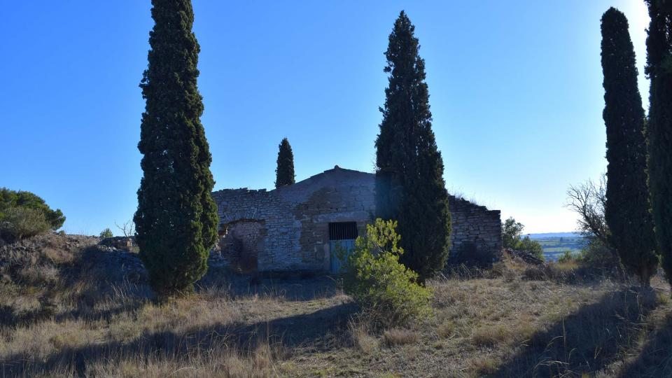18.12.2016 Capella de Sant Ermengol  Cervera -  Ramon Sunyer