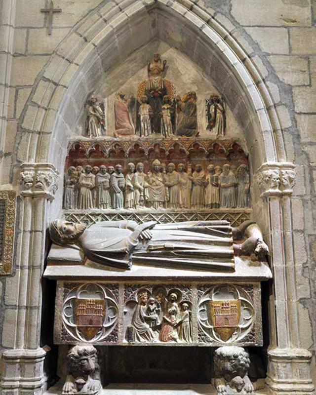23.03.2018 església de Santa Maria  Cervera -  Jordi Contijoch Boada