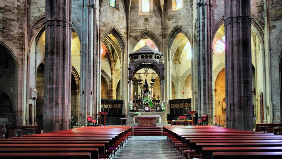 Església de Santa Maria - Autor Jordi Contijoch Boada (2018)