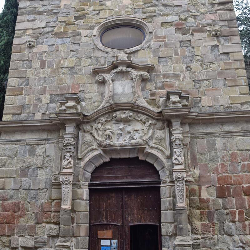 Church of Sant Antoni - Author Ramon Sunyer (2017)