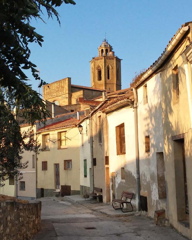 19.08.2014 carrer Castell  Cervera -  Ramon Sunyer