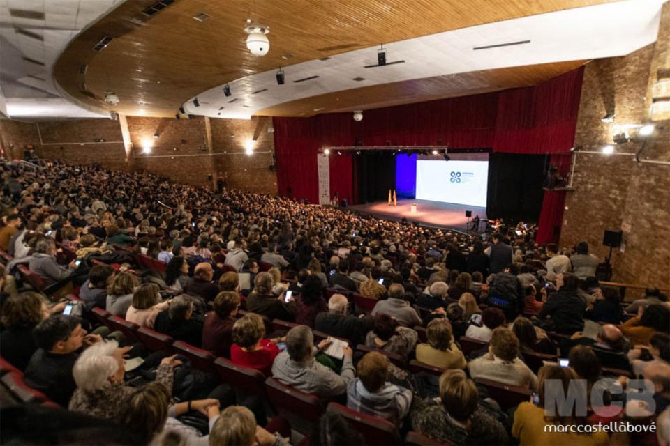 19.01.2019 Sessió inaugural  Cervera -  Marc Castellà Bové