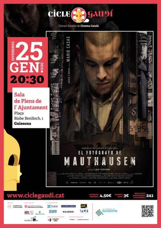 Cicle de cinema Gaudí ' El Fotògrafo de Mauthausen'
