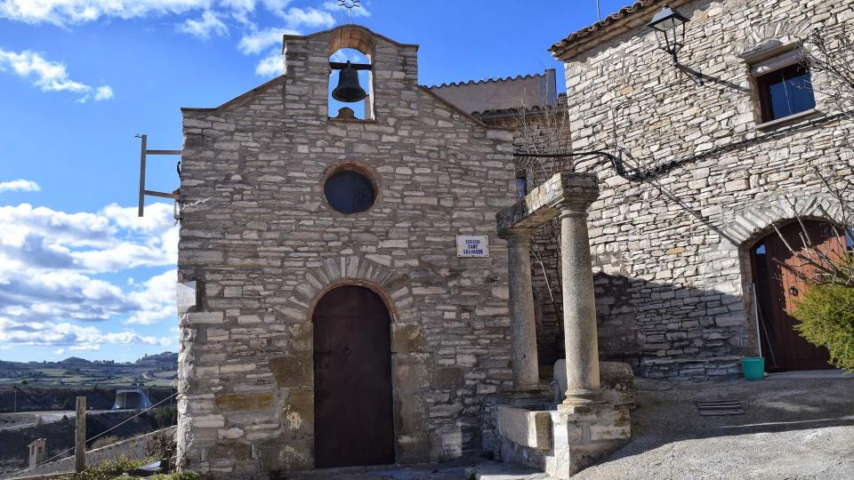 27.01.2019 Capella de Sant Salvador s XVIII  Briançó -  Ramon Sunyer