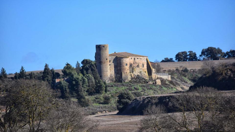 27.01.2019 castell  Castellmeià -  Ramon Sunyer