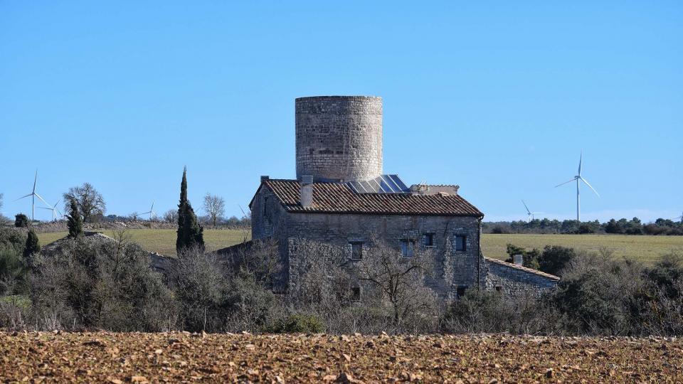 27.01.2019 torre  Mejanell -  Ramon Sunyer