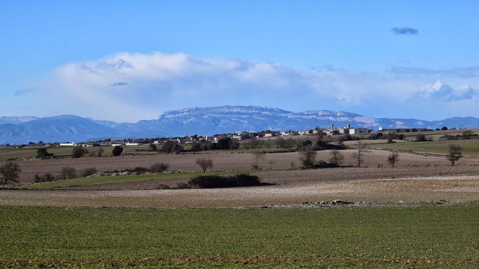 27.01.2019 Vistes de la serra del Montsec  Vicfred -  Ramon Sunyer