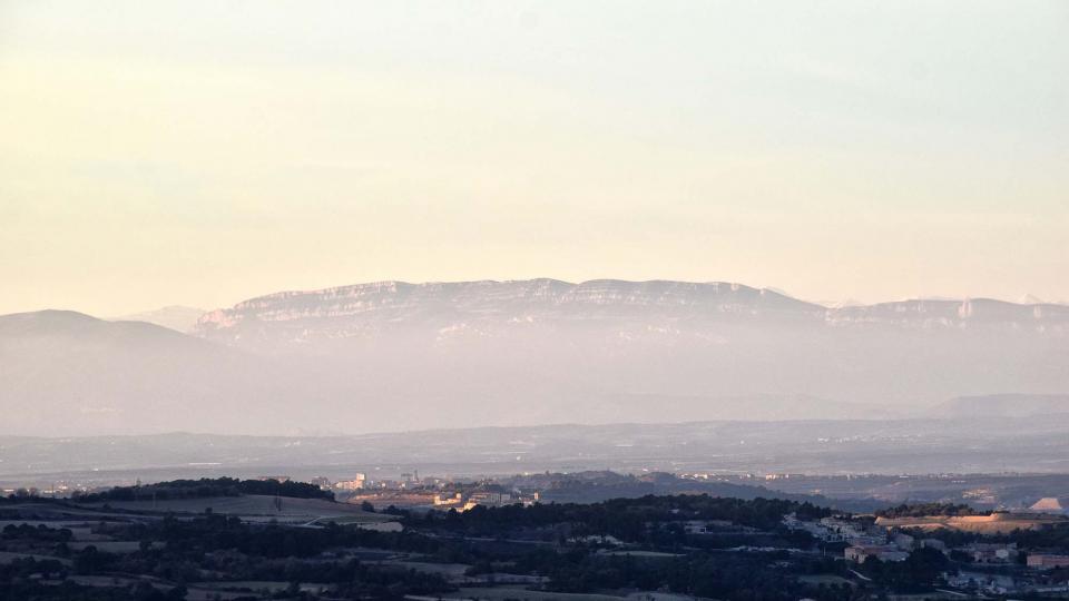 26.01.2019 Vistes de la serra del Montsec  Civit -  Ramon Sunyer